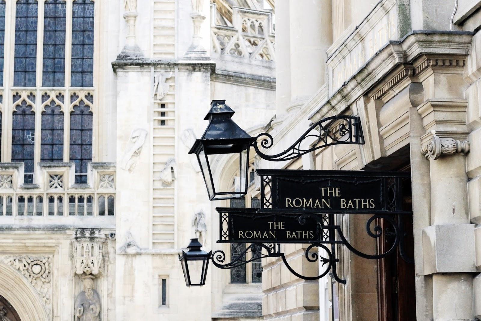 The Roman Baths Travel Blog Review