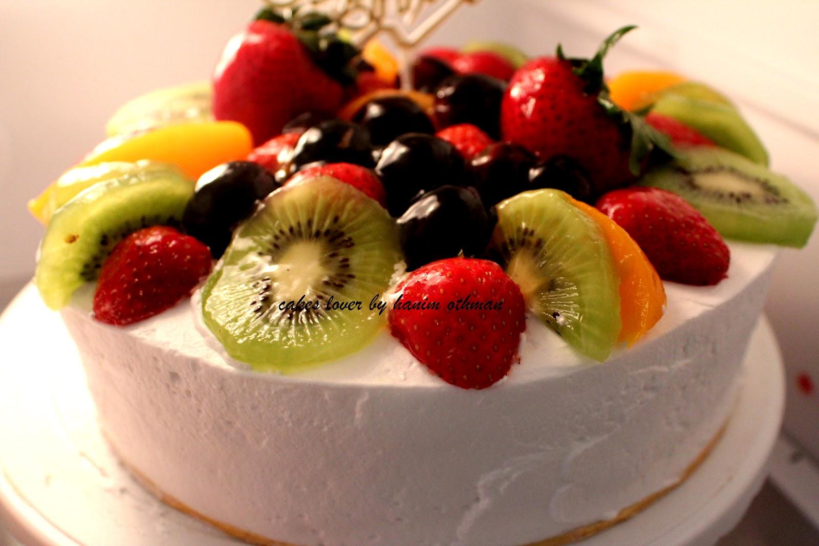 Flan Cakes Fruit