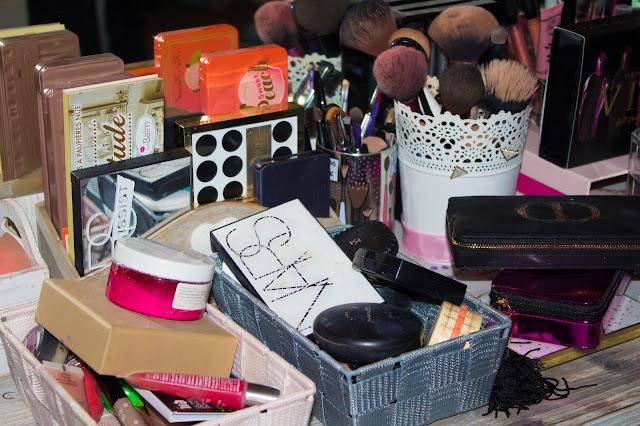 Mon premier Tag : Accro au maquillage 💕