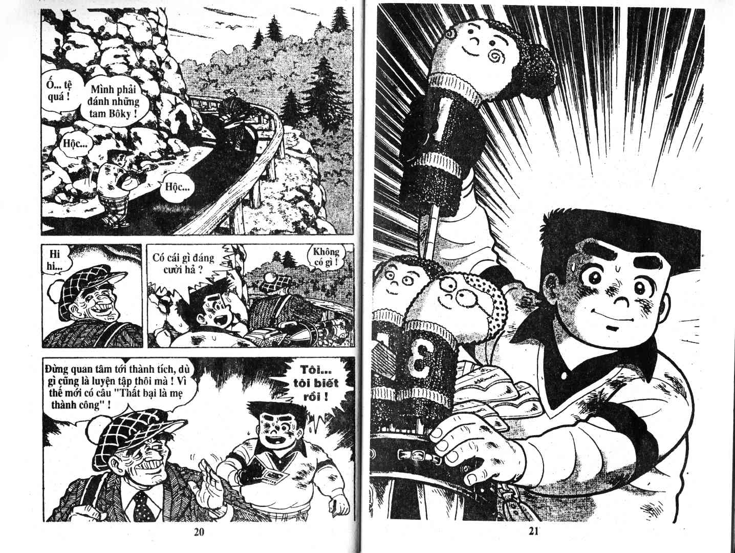 Ashita Tenki ni Naare chapter 50 trang 9