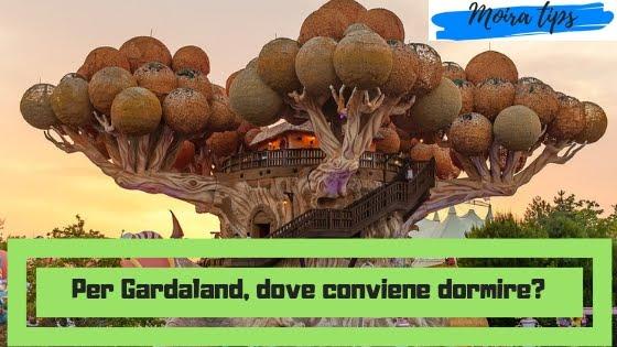Dove alloggiare a Gardaland
