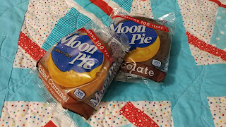 Moon pies for the solar eclipse 2017