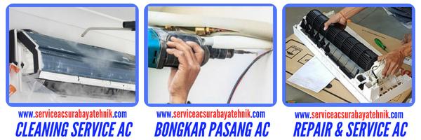 Service AC Surabaya Barat