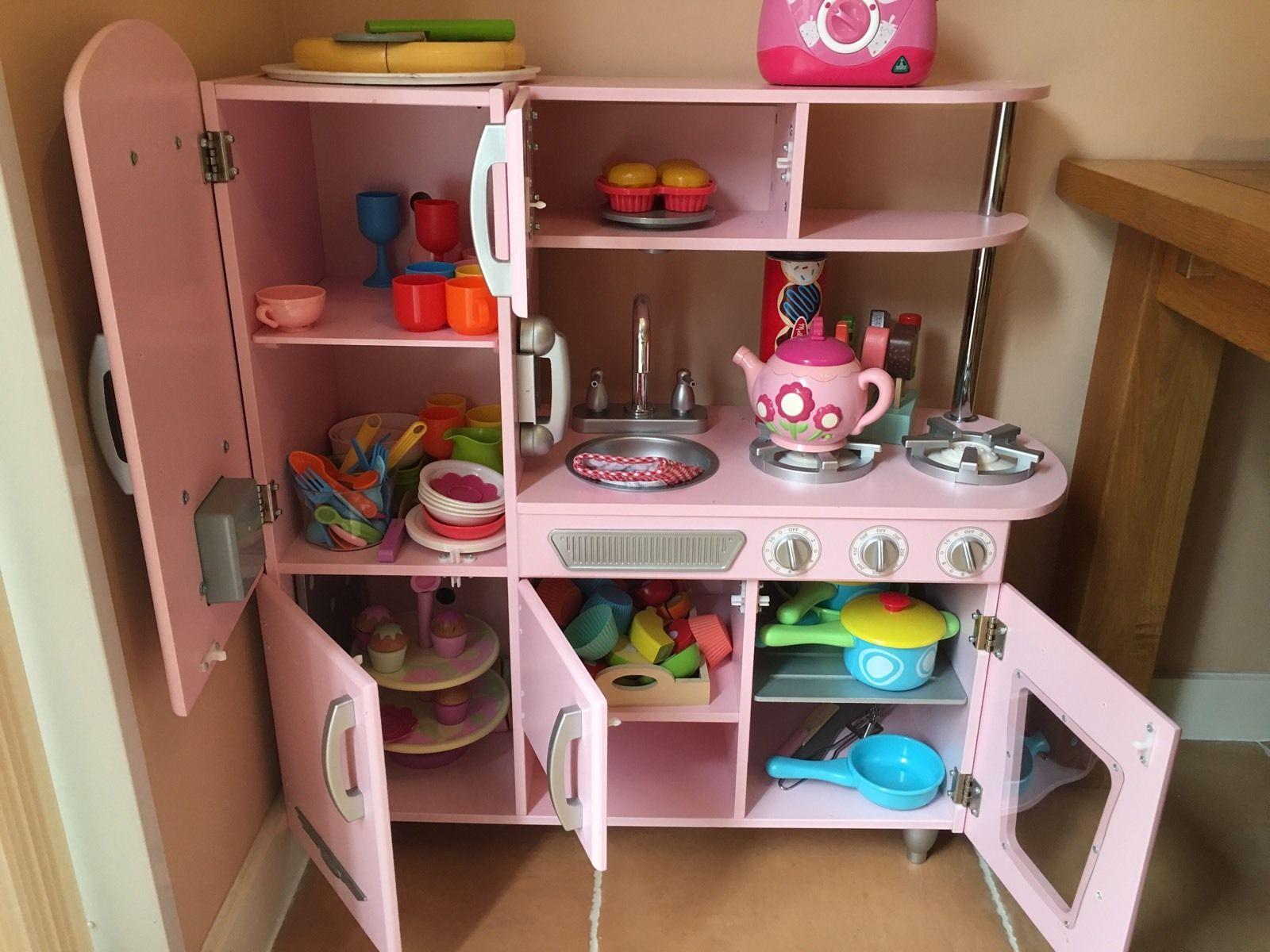 Tips memilih mainan masak masakan dengan mainan dapur for Kitchen set anak