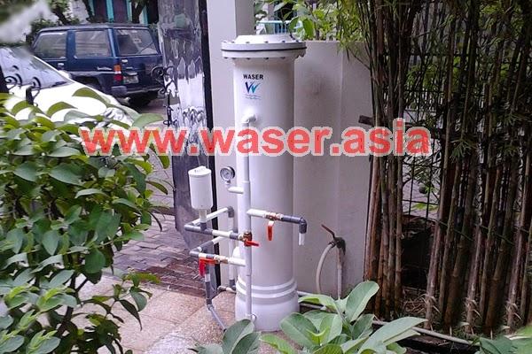 filter air kota harapan indah bekasi