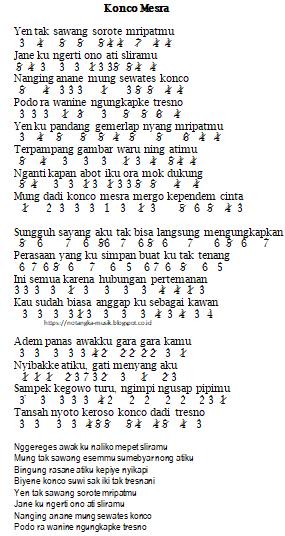 Chord Penak Konco : chord, penak, konco, Chord, Penak, Konco
