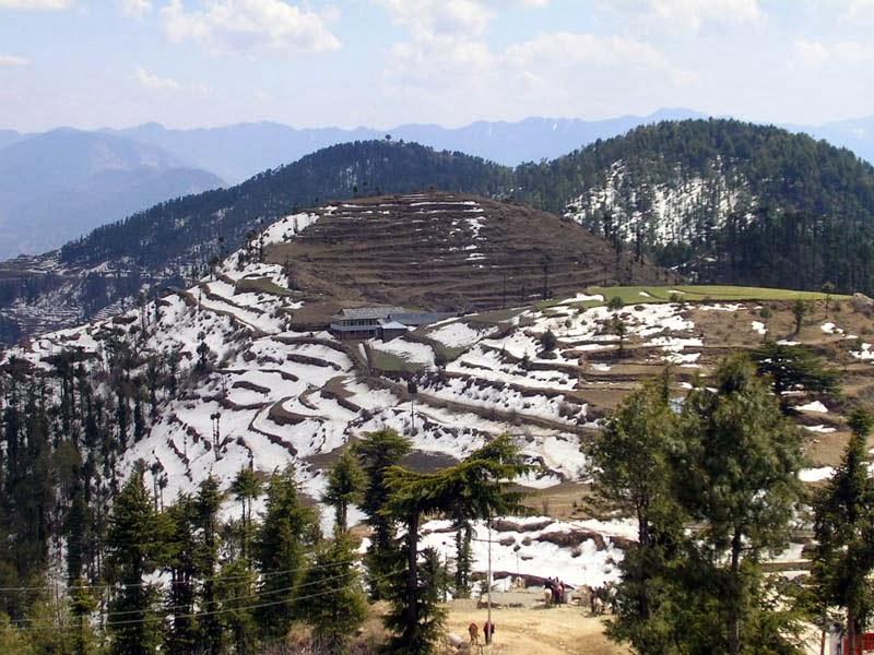 Kufri in Himachal Pradesh