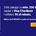 50 zł zniżki w oleole! za zamówienie na min. 200 zł z Visa Checkout
