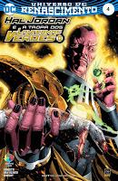 DC Renascimento: Hal Jordan e a Tropa dos Lanternas Verdes #4