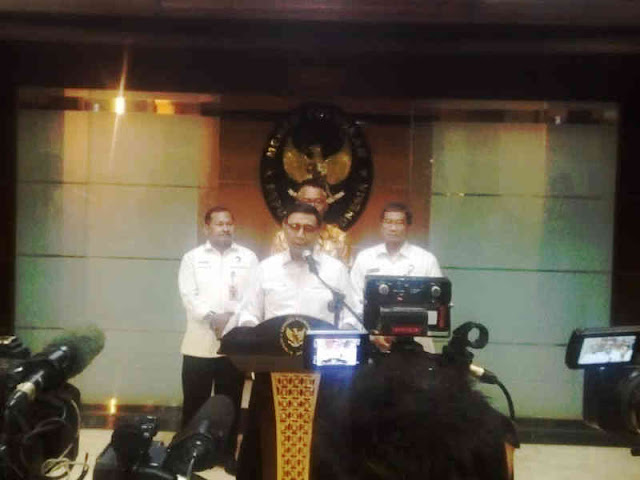 Wiranto Akui Pemerintah Masih Lakukan Kajian Pembebasan Abu Bakar Baasyir