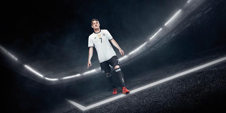 223d22d68 Germany Euro 2016 Kits Revealed - Footy Headlines
