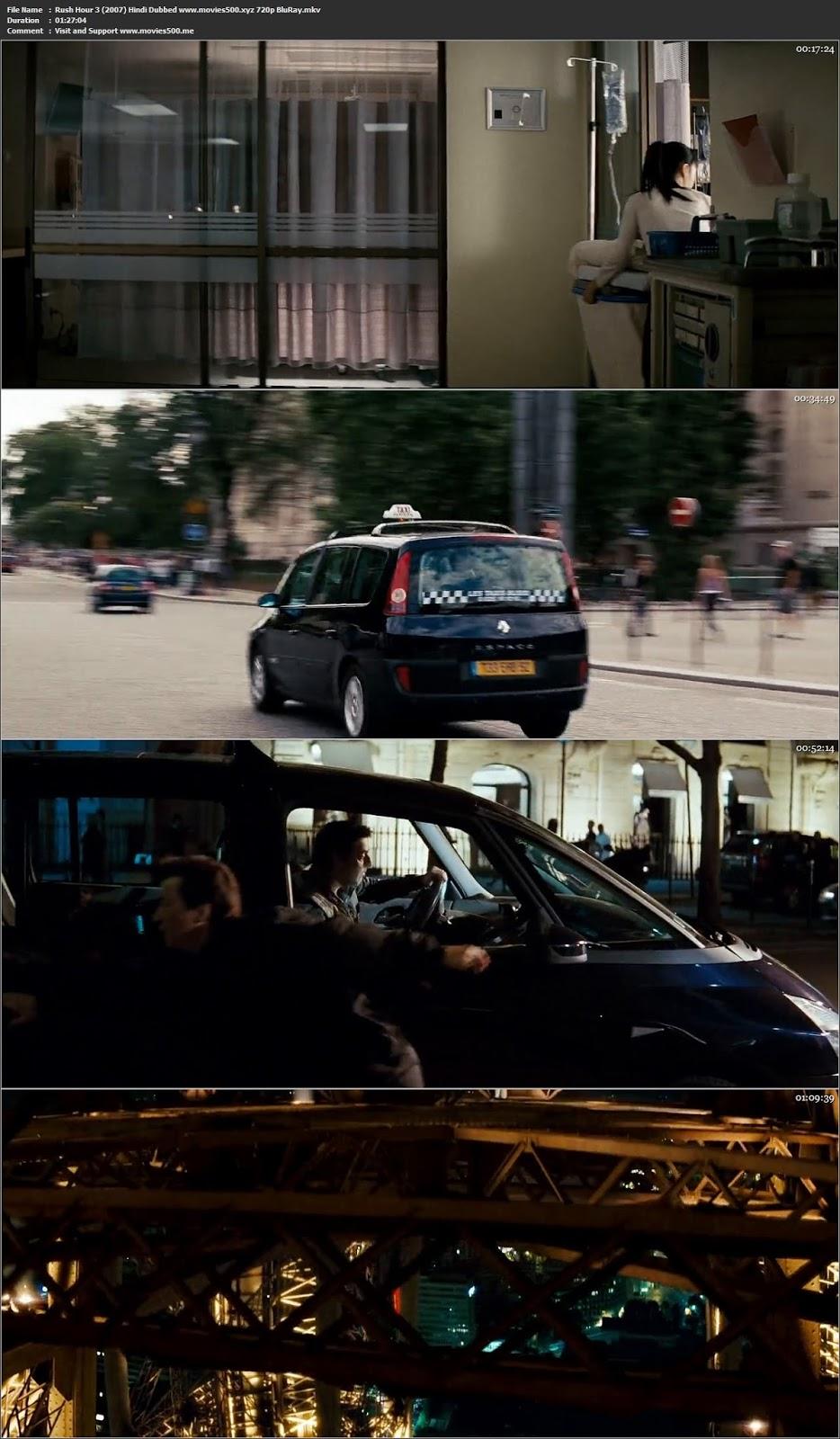Rush Hour 3 (2007) Dual Audio Hindi Full Movie BluRay 720p at movies500.site