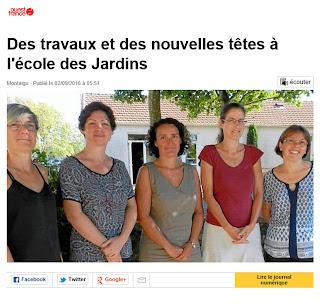 http://www.ouest-france.fr/pays-de-la-loire/montaigu-85600/des-travaux-et-des-nouvelles-tetes-lecole-des-jardins-4452002