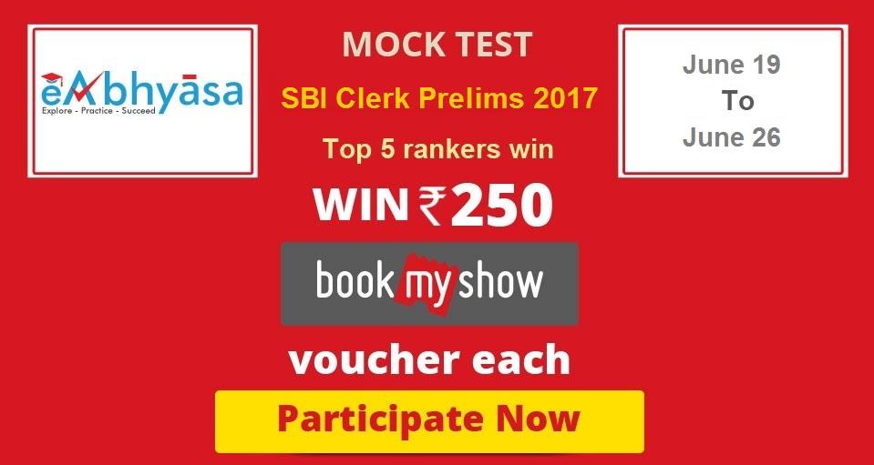 Sbi Clerk Mock Test Banking Exam Preparation App Online Bank