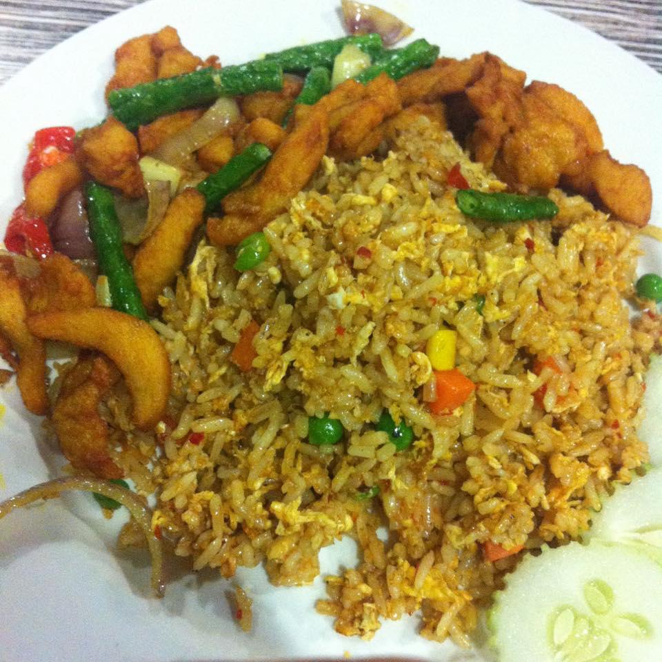 Makan Minum Best Resepi Nasi Goreng Ayam Goreng Kunyit