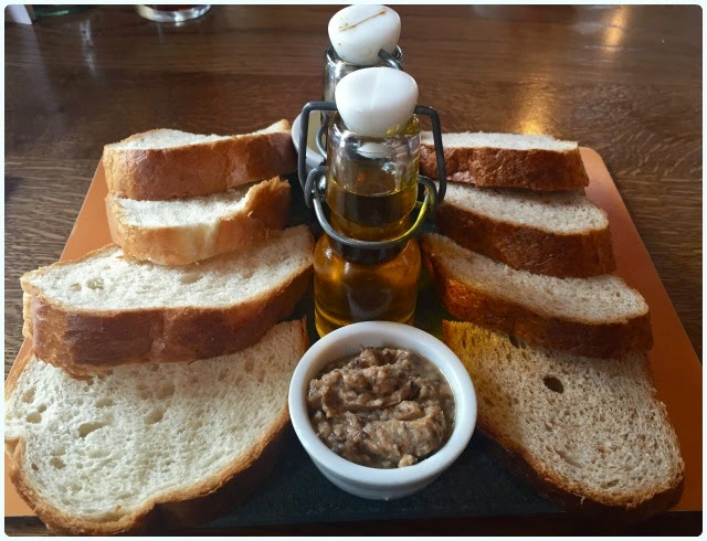 The Clog and Billycock - Bread Board