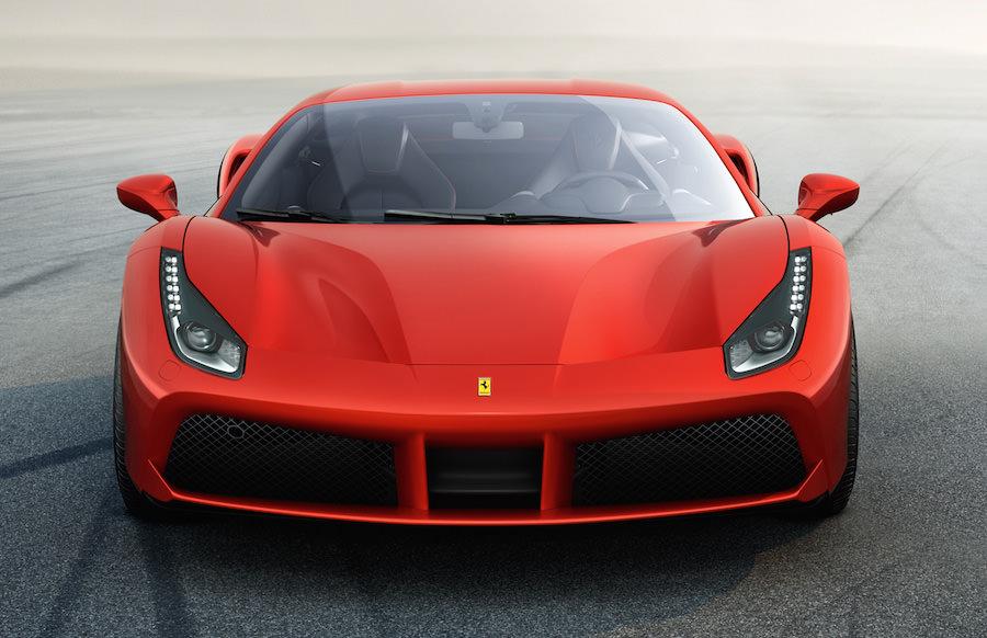 「フェラーリ488GTB」の性能