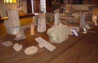 Museo Piedras Sagradas - Waro