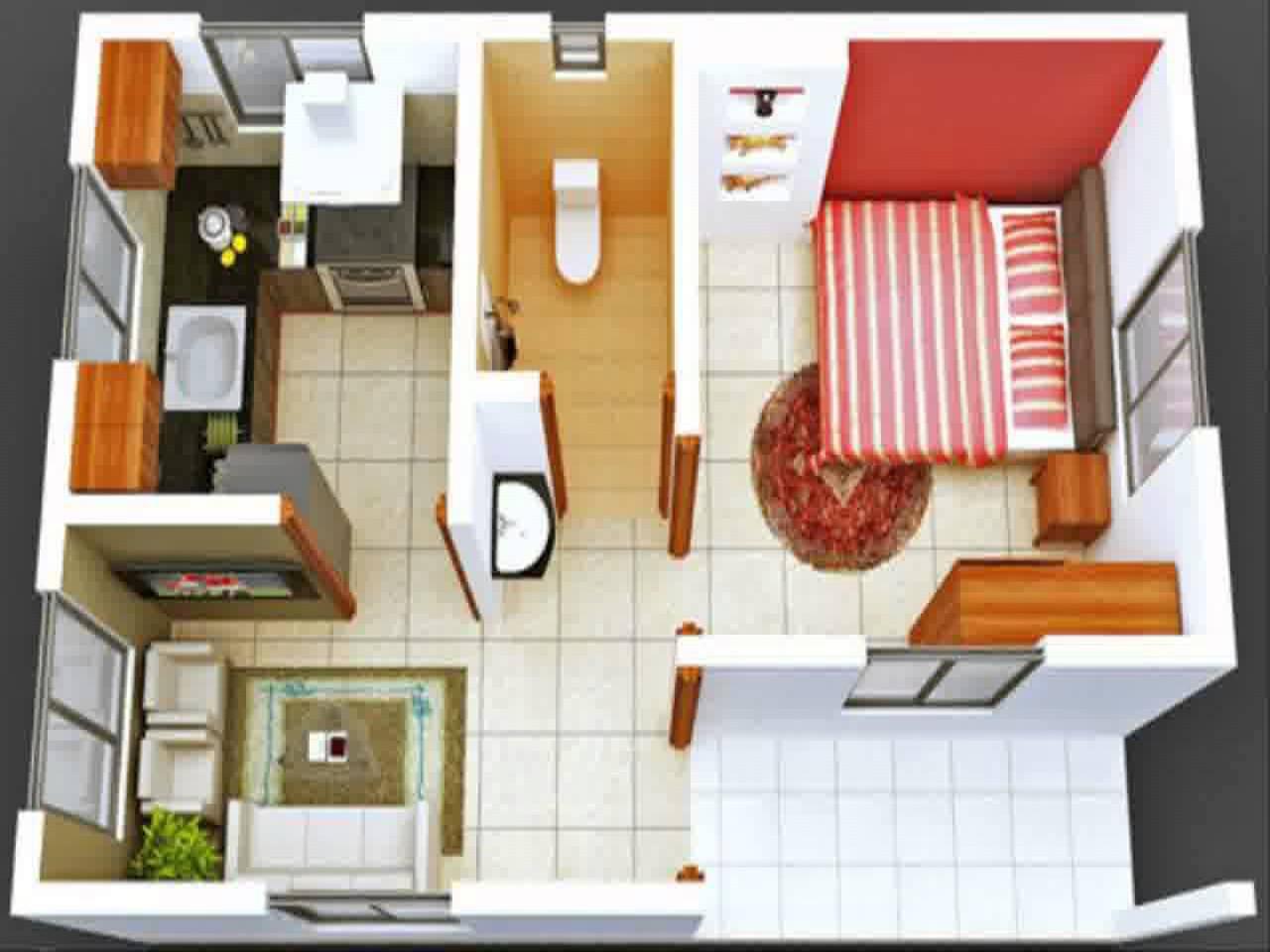 103 Gambar Rumah Kontrakan Sederhana Minimalis Gambar Desain Rumah