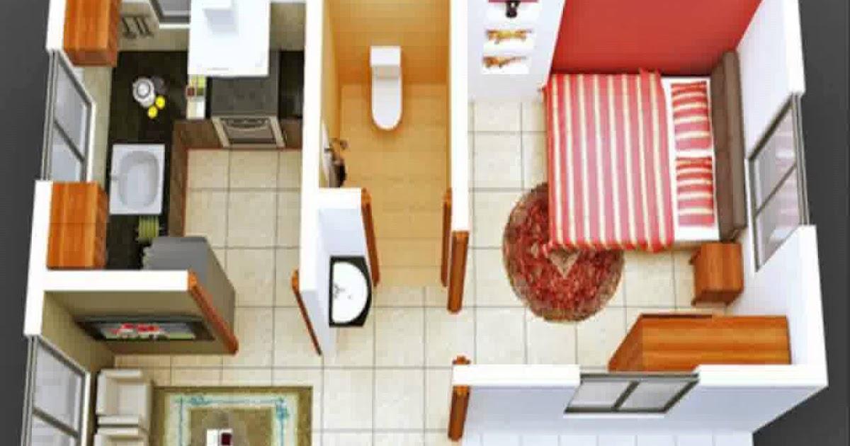 27 Ide Desain Rumah Kontrakan 4 Petak Terbaru Desain Rumah