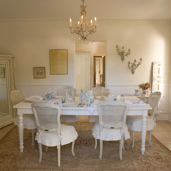Shabby Chic Dining Room: Like -take These T Different Images I Presents, All Of