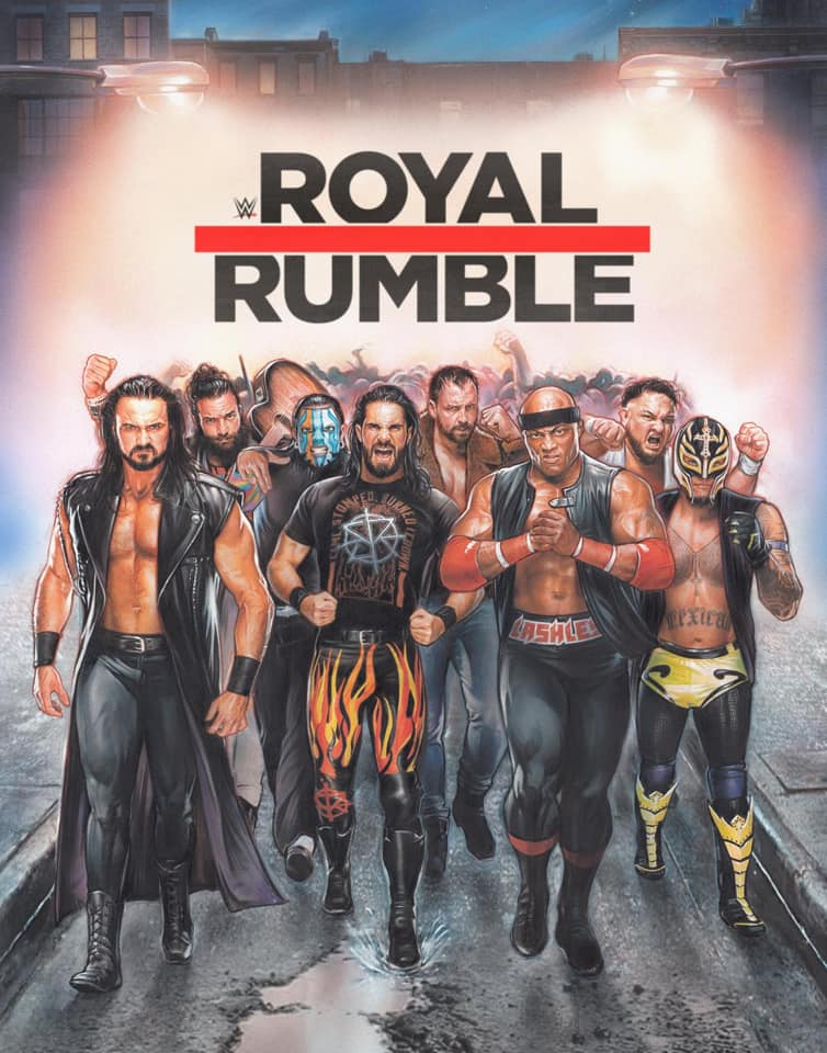 Wwe Greatest Royal Rumble 2019