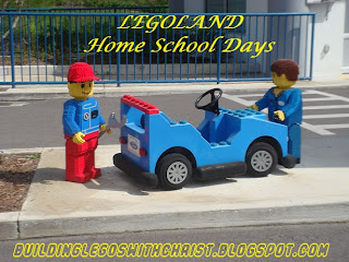 LEGOLAND Florida Homeschool Days.  You can't beat these prices!