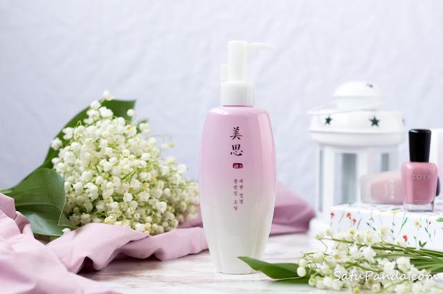 корейское гидрофильное масло