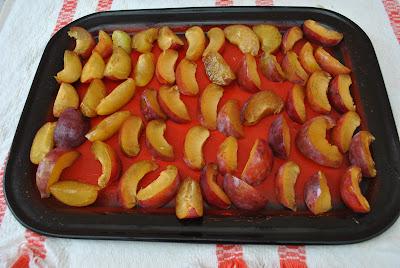 prune pentru prajitura