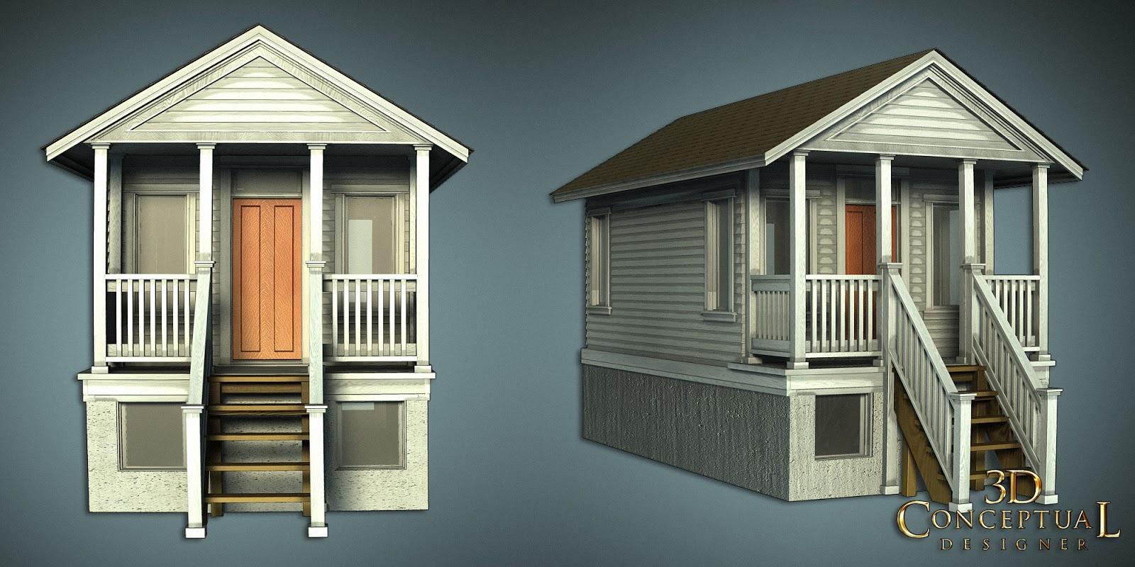 3dconceptualdesignerblog Project Review Tiny House