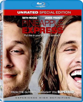 Pineapple Express 2008 UNRATED Dual Audio Hindi 720p BluRay 1.1GB