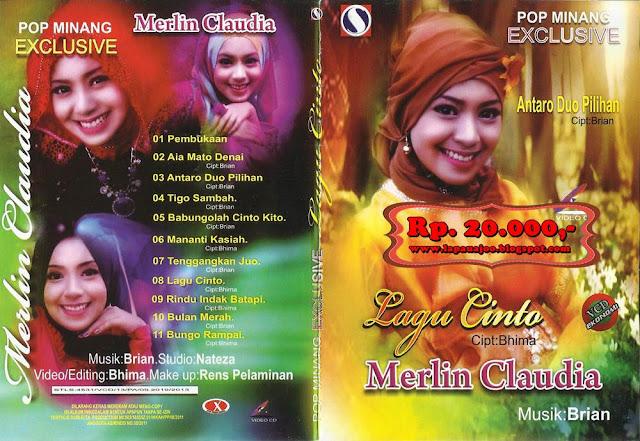 Merlin Claudia - Lagu Cinto (Album Pop Minang Exclusive)