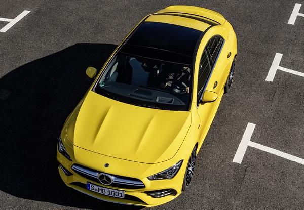Mercedes AMG CLA 35 4Matic 2020