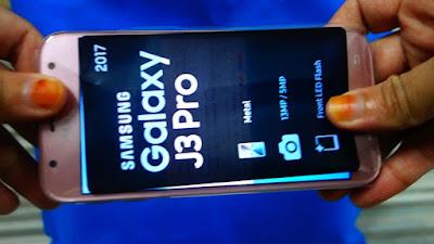 Cara Mudah Reset Ulang Samsung J3 Pro