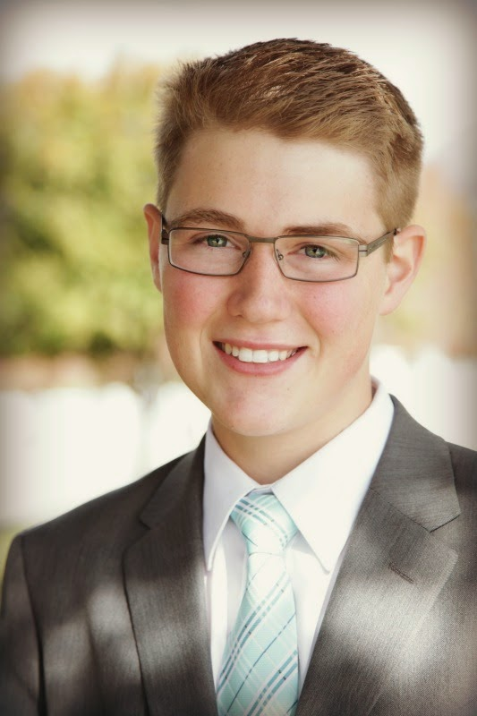 Elder Joshua Mecham
