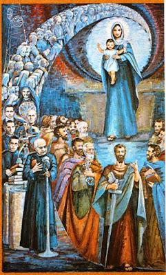 Movimento dos Amigos da Realeza de Cristo: MARIA RAINHA