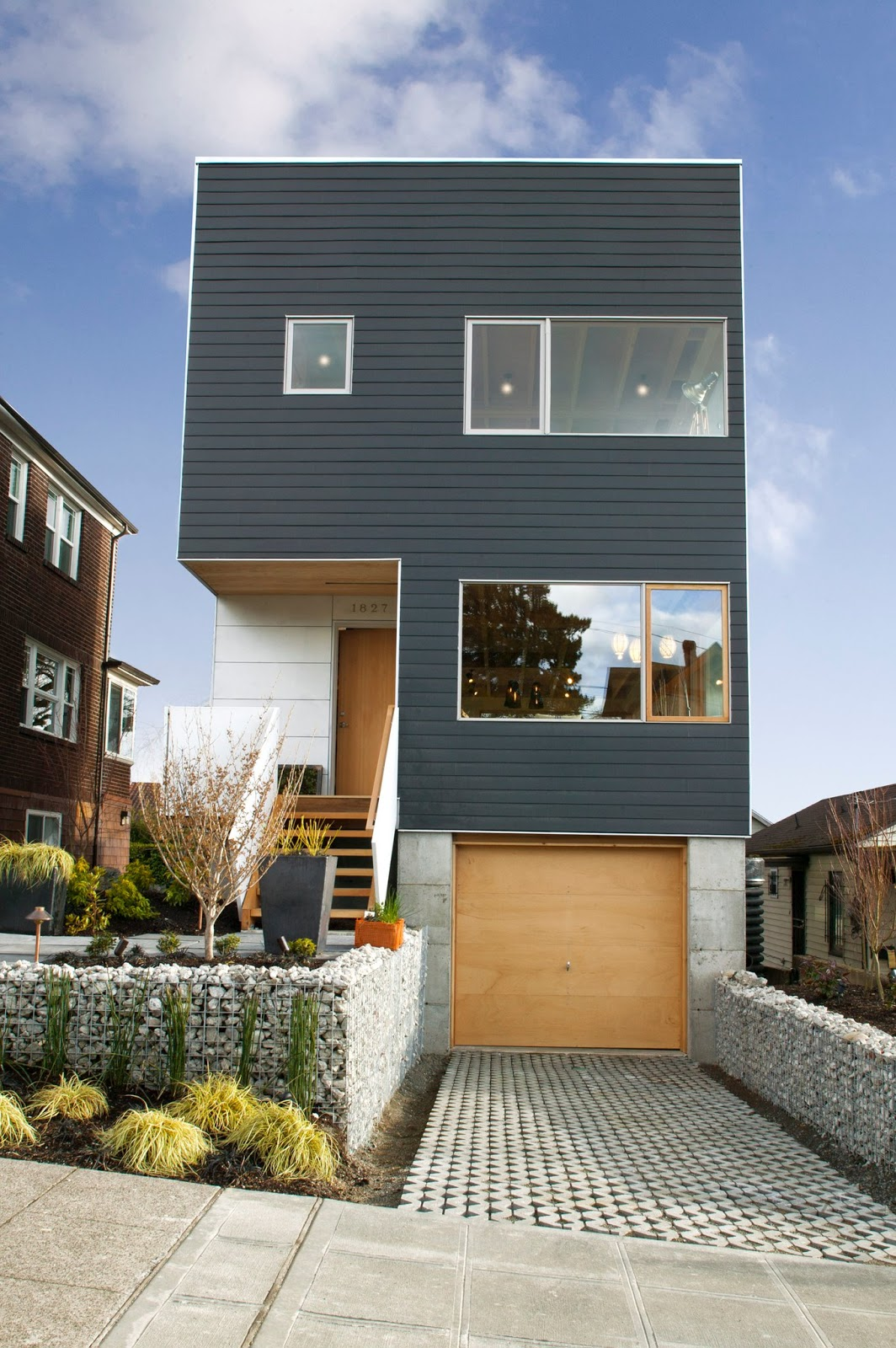 Collection 50 Beautiful Narrow House Design For A 2 Story 2 Floor