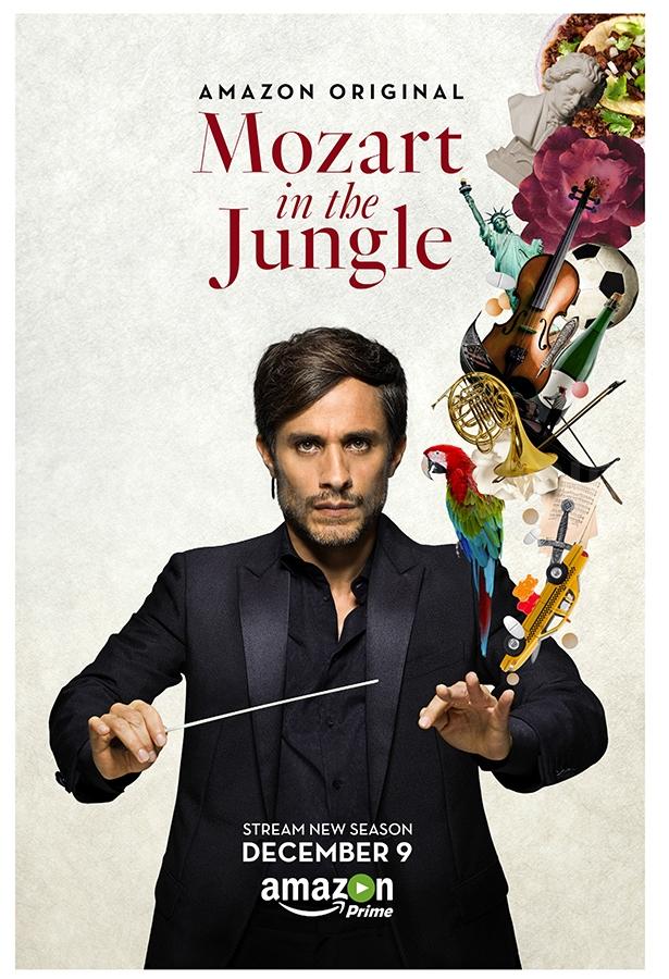 Mozart In The Jungle 2016: Season 3 - Full (10/10)