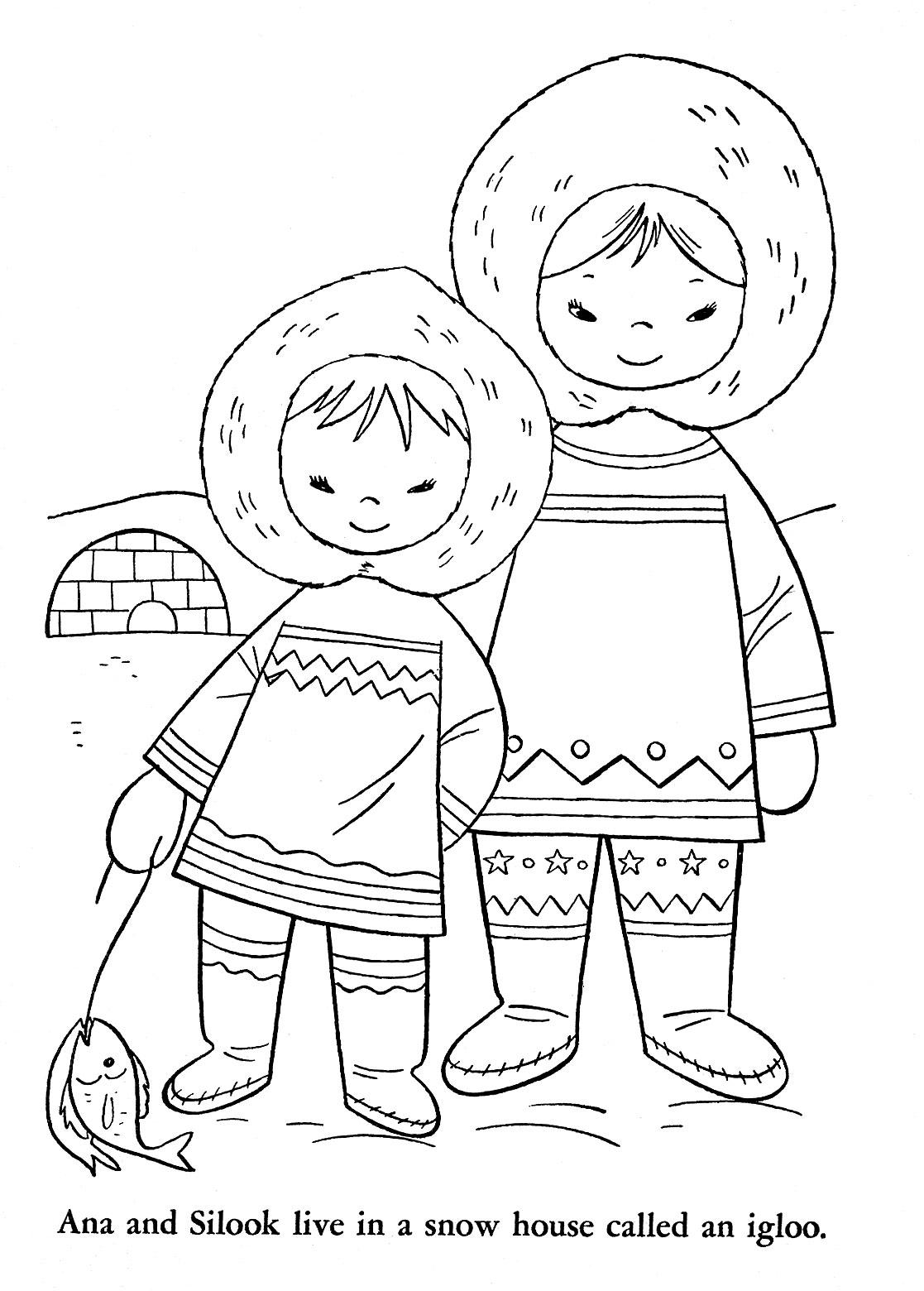 Çocukla Çocuk Olun: Dünya çocukları 2013 sunumu: Alaska
