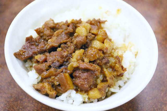 嘉義金馬肉粥