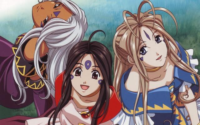 Aa! Megami-sama!: Sorezore no Tsubasa Subtitle Indonesia