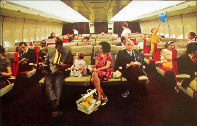 The Golden Age Of Flying A Look Back On Air Travel In The