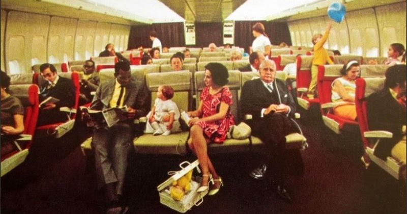 The Golden Age of Flying: A Look Back on Air Travel in the 1950s and '60s