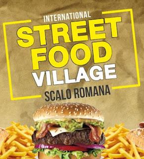 International Street Food Village dal 22 settembre al 2 ottobre Milano