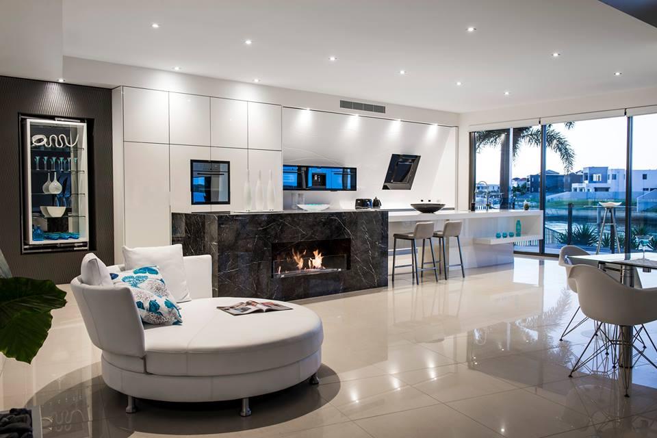 M xima expresi n m nimos elementos cocinas con estilo for Best kitchen designs australia