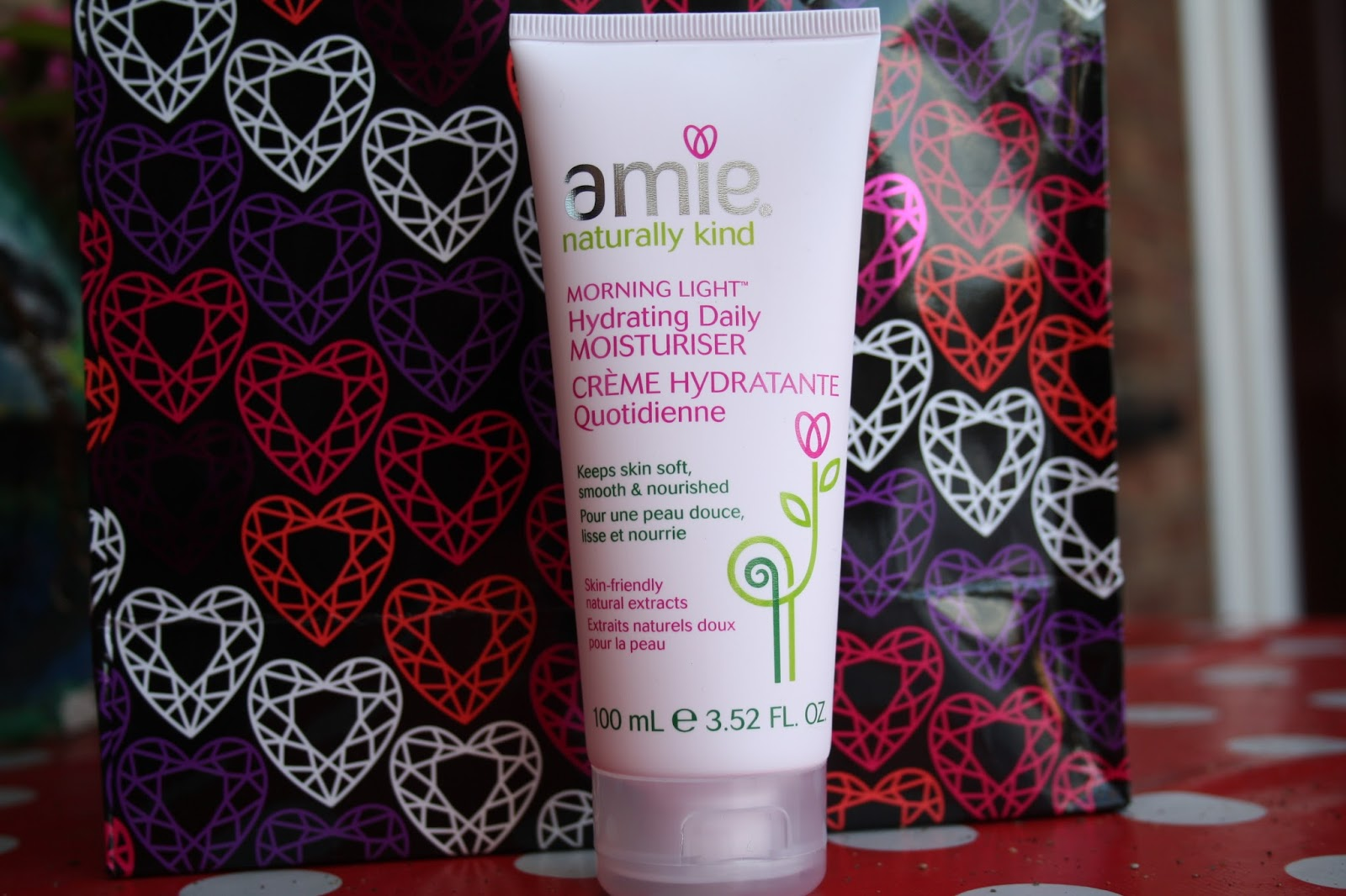 Amie Morning Light Hydrating Daily Moisturiser