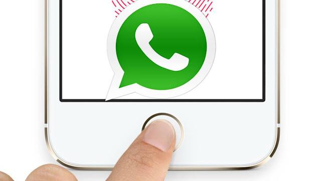 Cara Aktifkan Fitur Face ID dan Touch ID Pada Whatsapp