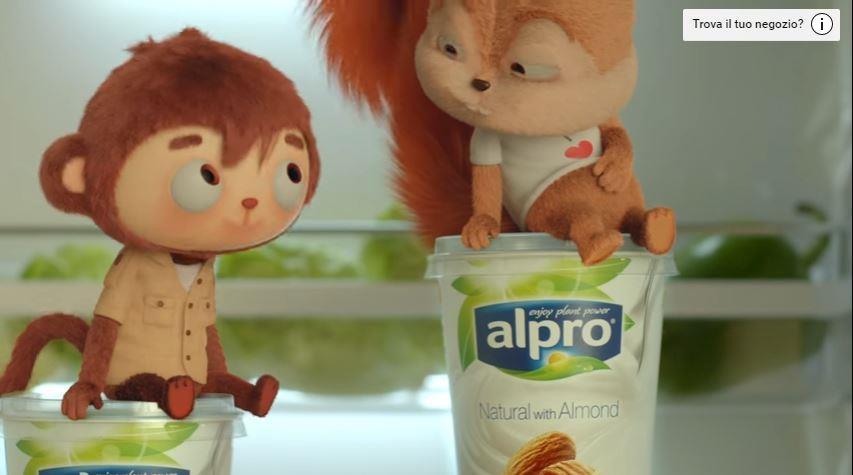 Canzone Alpro yogurt pubblicità Buongiorno con Alpro Natural con Cocco o Mandorla - Musica spot Gennaio 2017