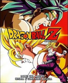 DRAGON BROLY Z BIO BALL FILME DUBLADO BAIXAR