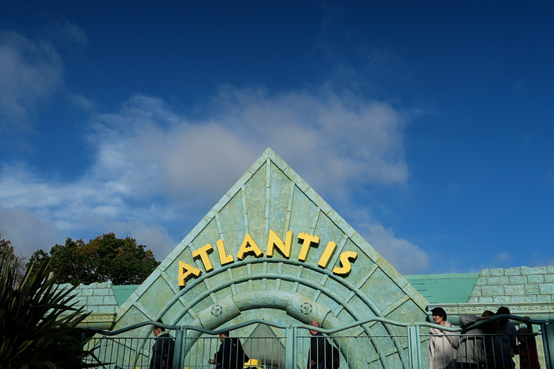 atlantis legoland windsor